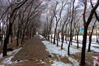 Zanjan, Iran - Zanjan's Autumn Snowfall 00