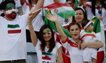 Asian Cup 2015 in Australia - Iranian Football Fans 04