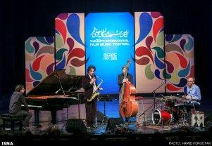 Dutch Musician Jazz Saxophonist Yuri Honing Iran Far Music Festival 2015 Tehran 06