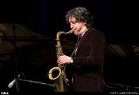 Dutch Musician Jazz Saxophonist Yuri Honing Iran Far Music Festival 2015 Tehran 07