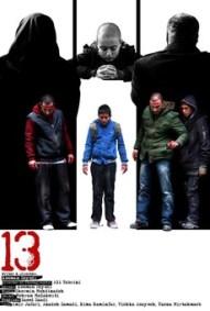 Hooman Seyedi - 13 (Sizdah), Iran 2014 - Film poster