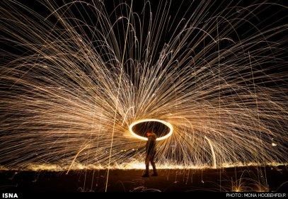 Iran Chaharshanbe Suri Festival of Fire 05