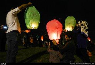 Iran Chaharshanbe Suri Festival of Fire 12