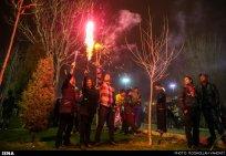 Iran Chaharshanbe Suri Festival of Fire 28