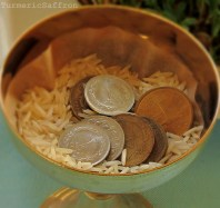 Sekkeh (Coins) - Representing wealth and prosperity