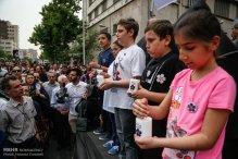 Armenian Genocide Anniversary - 1915-2015 - Commemoration in Iran, Tehran 13
