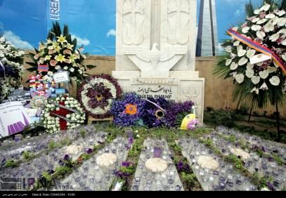 Armenian Genocide Anniversary - 1915-2015 - Commemoration in Iran, Tehran 24