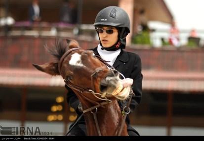 International Equestrian Tournament in Tehran Iran 00