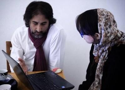 Tehran, Iran - Sheed Award 2014 30 - Editorial workshop by Behrouz Mehri