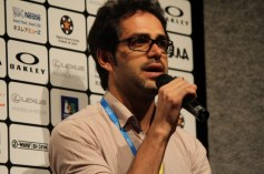 Fahimi, Reza - Iranian film director - Short Shorts Film Festival and Asia 2015