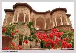 Shazdeh Garden (Bagh-e Shazdeh) in Mahan, Kerman Province, Iran - Photo credit: Hamid Sadeghi / jamejamonline.ir