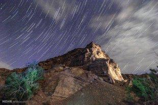 Rageh Canyon in Kerman, Iran (Photo credit: Vahid Dehyadgari for Mehr Agency)