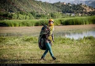 Kurdistan, Iran - Marivan - Paragliding festival June 2015 - 17