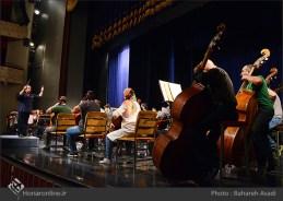 Tehran, Iran - Tehran Symphony Orchestra - Rehearsal 2