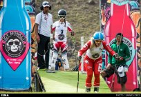 2015, August - FIS Grass Ski World Cup in Dizin, Iran - 13