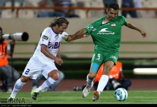 Charity game in Iran with Football World Stars - Match 12