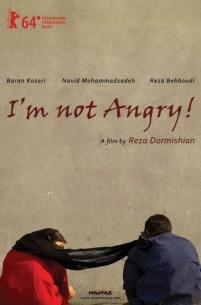 Iran cinema UK london movie film - I am not angry