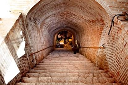 Isfahan, Iran - Nushabad, underground city 1
