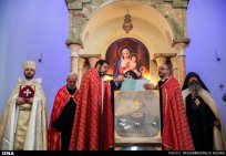 Holy Muron Christian Armenians Iran Tehran Sarkis church 3