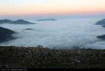 Gilan and Ardabil Provinces, Iran - Road from Pounel (Gilan) to Khalkhal (Ardabil) 07 -