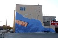 Mehdi Ghadyanloo - 2007 - Street art illusions - Waterside - 00