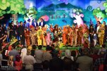 Opera of Kalileh and Demneh arranged by Mohammad-Ali Fallahi and performed by children in Shiraz, Iran - 2015 September - 09