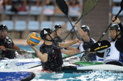 2015 Asian Canoe Polo Championship 02