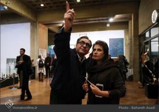8th Haft Negah (Seven Views) - Iranian expo at Niavaran Cultural Complex, organized by the Aria, Elaheh, Dey, Golestan, Haft Samar, Vaali and Mah-e Mehr galleries - 07