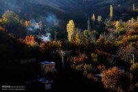 Autumn nature in Hamedan Province, Iran (Photo credit: Imam Hamikhah / Mehr News Agency)