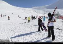 Tehran, Iran - Tochal International Ski Resort - 2015 - 18