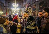 Isfahan, Iran Christians New Year 2016 03