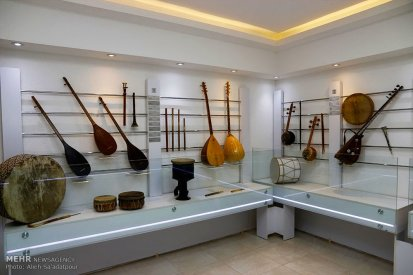 Isfahan Music Museum, Iran (Photo credit: Alieh Saadatpour / Mehr News Agency)