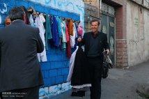 Walls of Kindness in Iran - 14 - Mianeh in East Azerbaijan Province