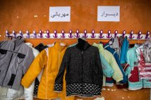 Walls of Kindness in Iran - 19 - North Khorasan Province