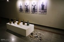 8th Fajr International Festival of Visual Arts in Iran - 06 - (Photo Maryam Kamyab - Mehr News)