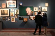 8th Fajr International Festival of Visual Arts in Iran - 29 - (Photo Maryam Kamyab - Mehr News)