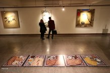 8th Fajr International Festival of Visual Arts in Iran - 33 - (Photo Khosrow Parkhideh - Mehr News)