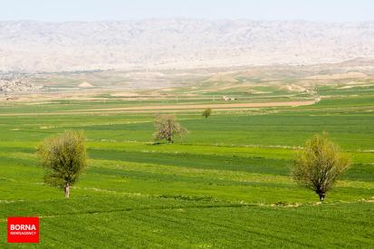 Early spring days across North Khorasan Province - Photo credit: BORNA News Agency
