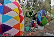 Tehran, Iran - Baharestan - Urban art event to welcome spring - 2016 (1394-1395) - 086