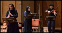Tehran Contemporary Music Festival 2016 - Pierrot Ensemble - 03 - Iran