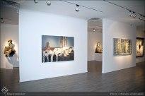 Nasser Palangi, Saghar Masudi and Kaveh Afaq's 'Peace Symphony' - Ariana Gallery 11