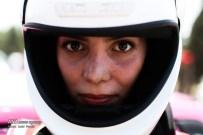 Peykan Pour, Leila - Iranian racing driver - Winner - Kia Pride Championship in Azadi Sports Complex, Tehran - July 2016 - 11