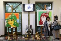 Tehran's Art Center, May 2017. Photo credit Mojtaba Arabzadeh, Honar Online