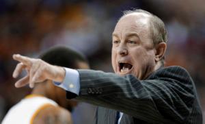 Former UCLA mens' hoops coach