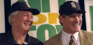 Summerall and Bradshaw arrived on Fox in 1994