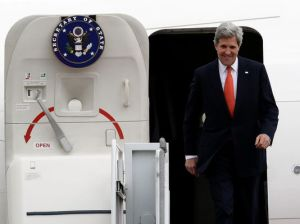 Secretary of State Kerry