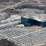 NSA headquarters at Fort Meade