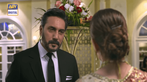 Adnan Siddiqui as Shahwar