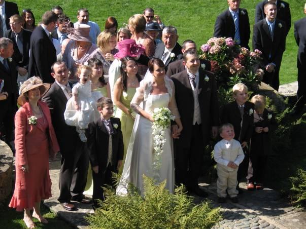 Portmeirion is a popular spot for weddings
