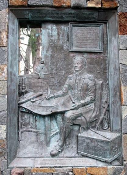 Matthew Flinders Memorial